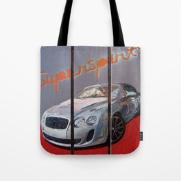 Supersports Tote Bag