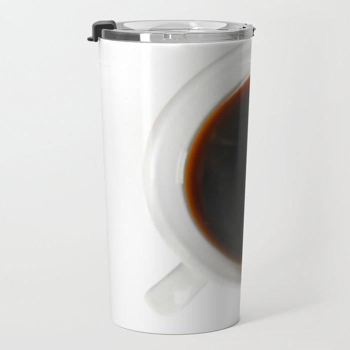 Coffee Mug and Beans Travel Mug