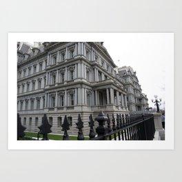 House of Representatives Art Print