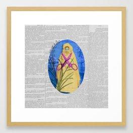 Castração (Castration) Framed Art Print