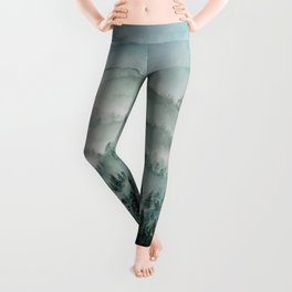Misty Forest Leggings