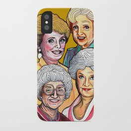 Golden Girls iPhone Case
