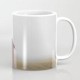 Barn in Space Coffee Mug