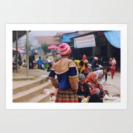 Vietnam I Art Print