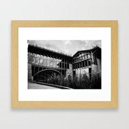 Heritage Center Framed Art Print