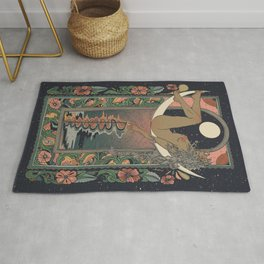 Lonely For You Only Rug