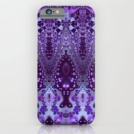 Purple Cathedral iPhone Case