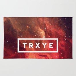 TRXYE Galaxy Nebula Rug