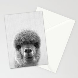 Alpaca Smile Stationery Cards