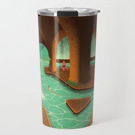 Secret Thermal Baths Travel Mug
