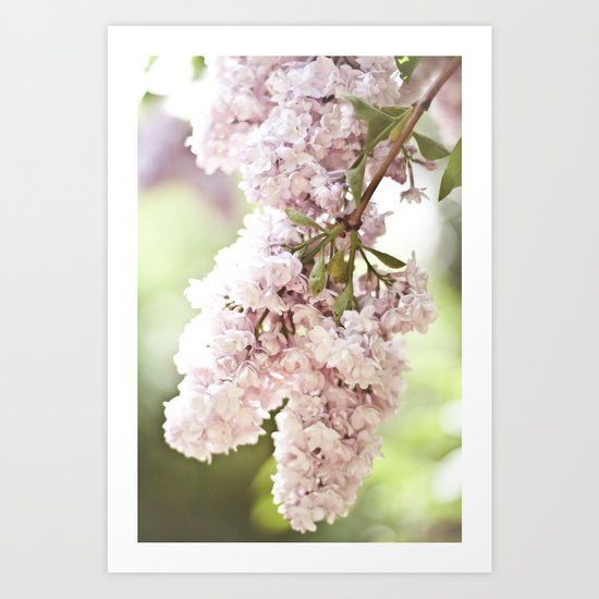 take me to your june Art Print