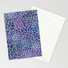 Floral Abstract 32 Stationery Cards