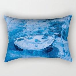 Smiley of Baikal Rectangular Pillow
