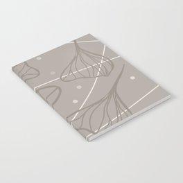 Ginkgo Truffle Notebook