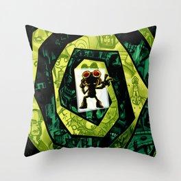 Psychonauts Throw Pillow