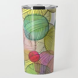 Yarn Stash Travel Mug