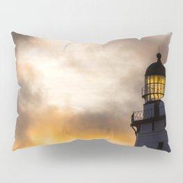 Golden Light Pillow Sham