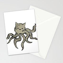 minima - octopuss Stationery Cards