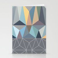 nordic Stationery Cards featuring Nordic Combination 31 by Mareike Böhmer
