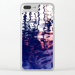 Reflection of the Sunset Clear iPhone Case