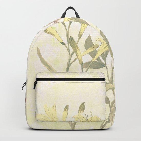 Summer time... Backpack