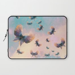 Happiness is a butterfly Laptop Sleeve