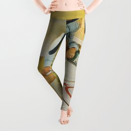 Human Contact Leggings