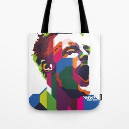 Jamie Vardy Wpap Tote Bag