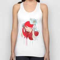 bass Tank Tops featuring That Bass! by STUDIO KILLERS