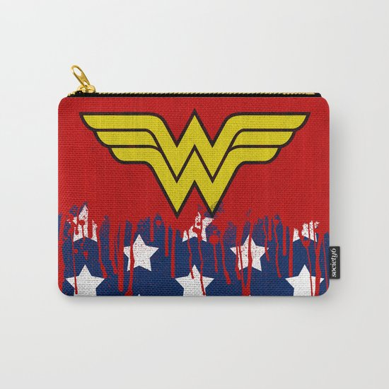 "Wonder ""Princess Diana of Themyscira"" Woman Carry-All Pouch"