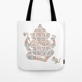 Zen Strength III Tote Bag