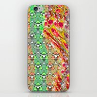 wizard iPhone & iPod Skins featuring Wizard by elikourY