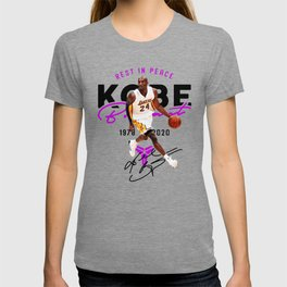 kobebryant RIP T-shirt