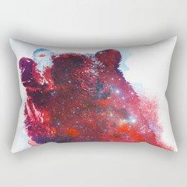 The great explorer Rectangular Pillow