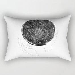 The Stargazer's Future is the Past Rectangular Pillow