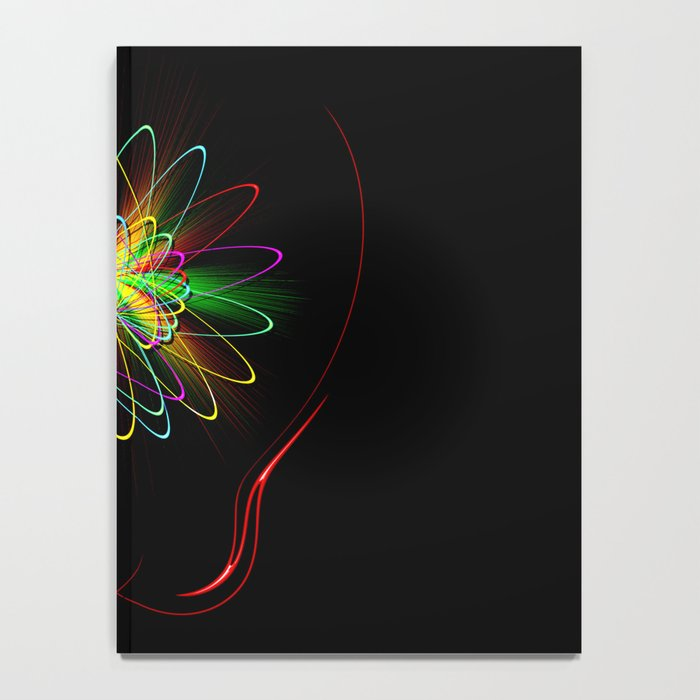 Abstract Perfection 56 Notebook