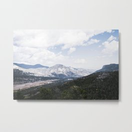 Majestic View Metal Print