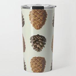 Pinecones! Travel Mug