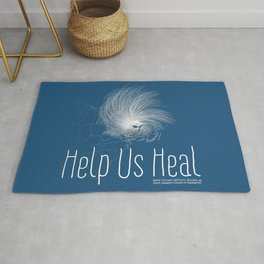 Help Us Heal - Hurricane Sandy Relief Rug