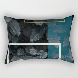 Blue Fall #society6 #decor #buyart Rectangular Pillow