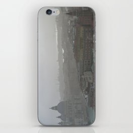 Venice sun and mist iPhone Skin