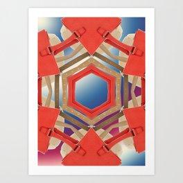 Benetton I Art Print