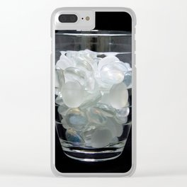 Drinking Glass Clear iPhone Case