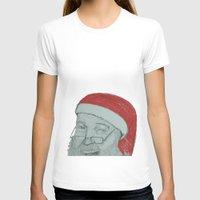 santa T-shirts featuring Santa by unicorned