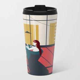 VinyLover Metal Travel Mug
