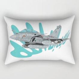 assalto Rectangular Pillow