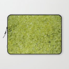Uranium glass Laptop Sleeve