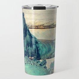 Trapani art 24 Sicily Travel Mug