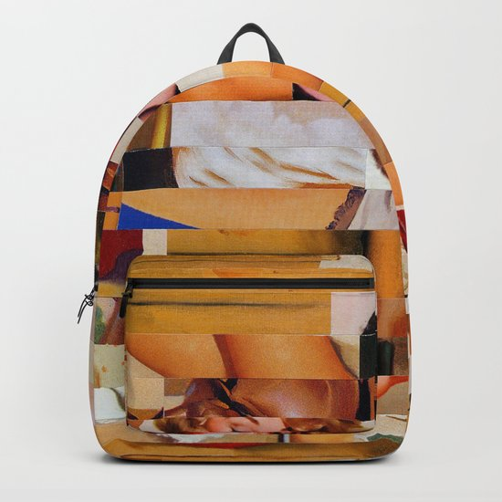 Yo Mama's a Real Estate Agent (Provenance Series) Backpack