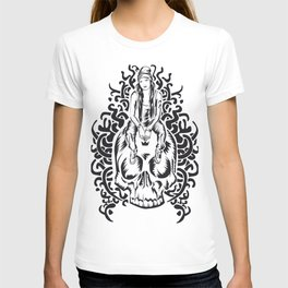 ONE INK SKULL T-shirt